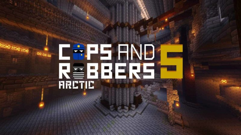 Cops and Robbers: Arctic