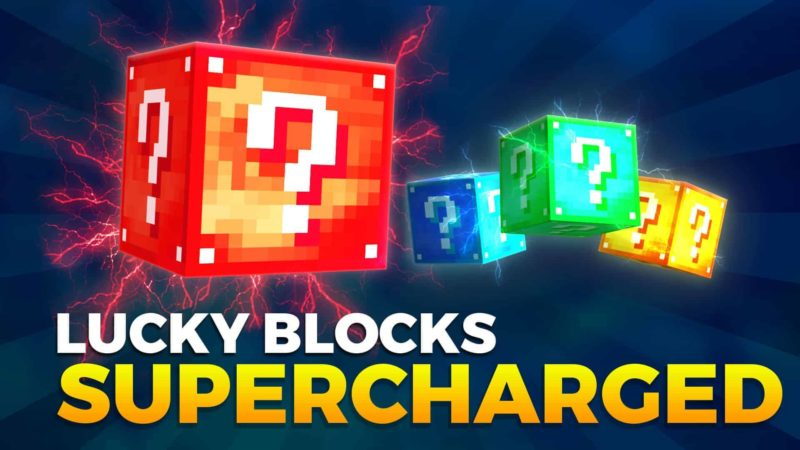 Lucky Blocks Supercharged