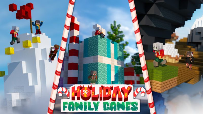 Holiday Family Games